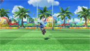 Mario & Sonic at the Rio 2016 Olympic Games - Metal Sonic Rugby Sevens