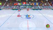 Mario Sonic Olympic Winter Games Gameplay 110