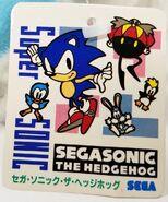 SegaSonic 2 tag