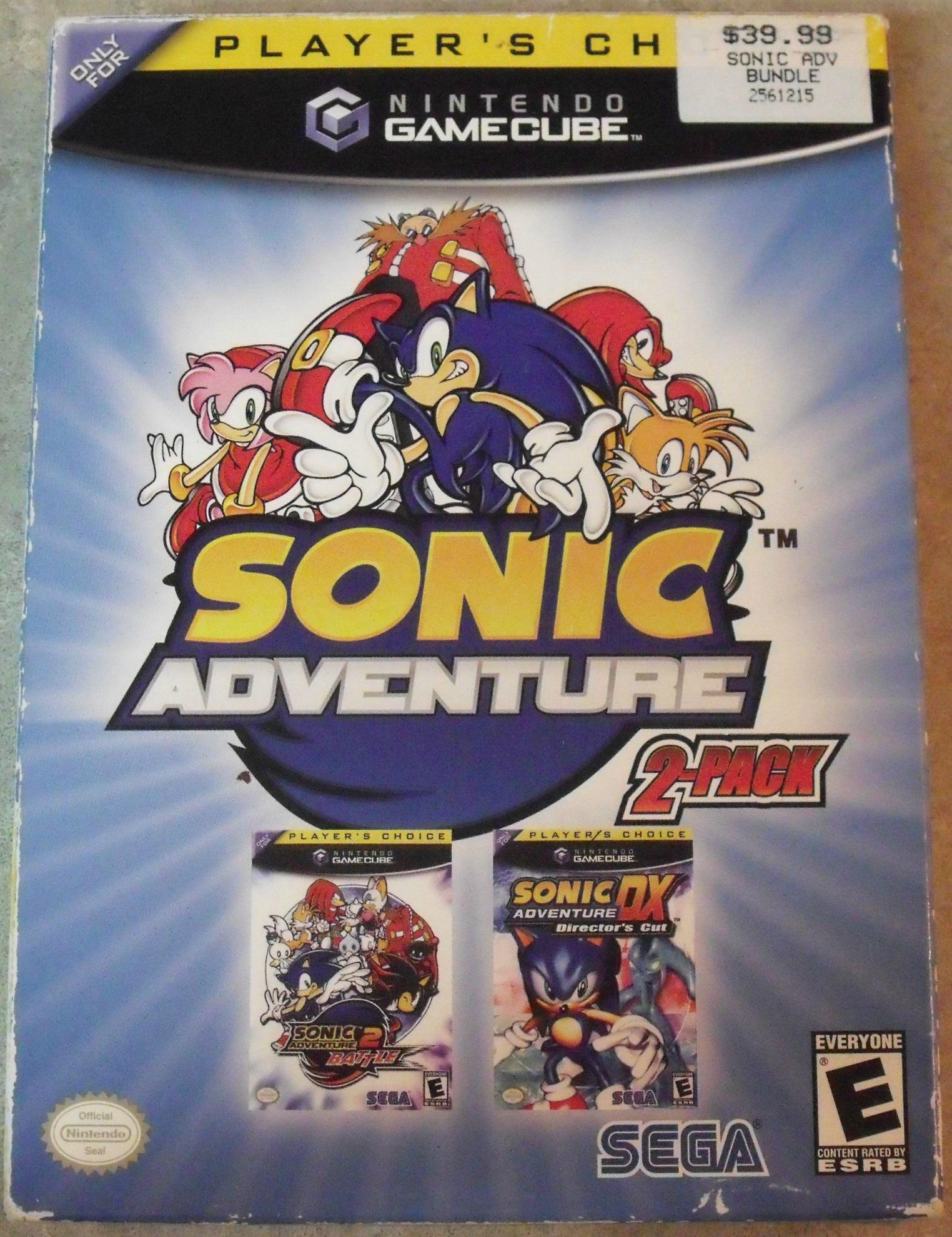 Nintendo Gamecube Sonic News Network Fandom