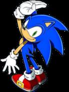 Sonic 2DStockArt Hi