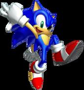 Sonic SH art 1