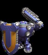 Sonic Unleashed Artwork - Enemy 1