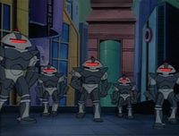 Swat Bot army SatAM