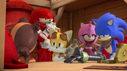 TS in Tails' Worshop