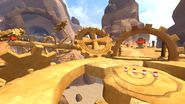 Track Intro - Sandy Drifts