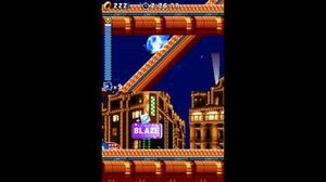 DesMuMe Sonic Rush Night Carnival Act 2 - Sonic, 1080p 60FPS