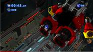 El Death Egg Robot derribado