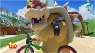 Mario & Sonic at the Rio 2016 Olympic Games - Bowser BMX
