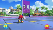 Mario & Sonic at the Rio 2016 Olympic Games - Knuckles Duel Rugby Sevens