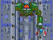 SegaSonic Cosmo Fighter 16