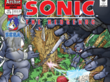 Archie Sonic the Hedgehog Issue 111