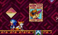Sonic & Tails - Sonic Mania