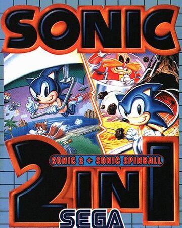 Sonic 2 In 1 Sonic News Network Fandom