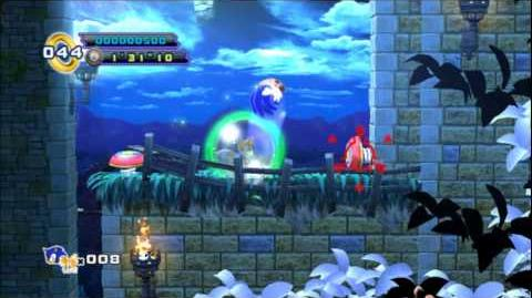 Sonic 4 Episode 2 - Sylvania Castle Act 3
