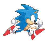 Sonic 91 art 19