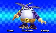 Sonic Generations 3DS model 7