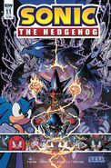 Sonic IDW 11 Cover A