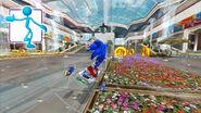 Sonic en dolphin resort