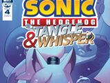 Sonic the Hedgehog: Tangle & Whisper N° 4