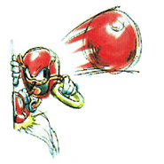 Chaotix Mighty Manual 1