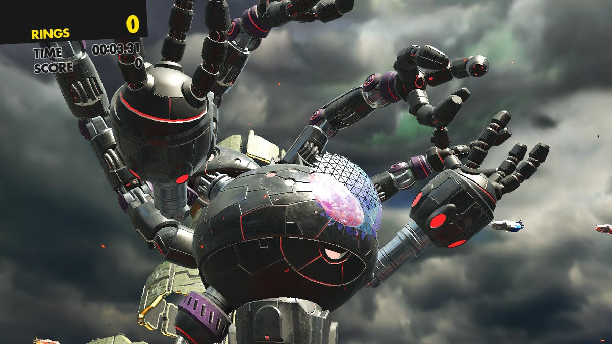 Death Egg Robot Sonic Forces Sonic News Network Fandom Powered