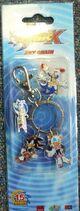 GEE SonicX Keychain SSR
