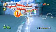 Mario Sonic Olympic Winter Games Gameplay 224