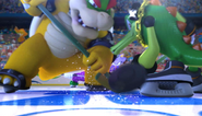 Mario Sonic Olympic Winter Games Opening 43