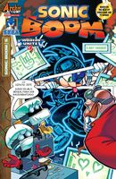 Archie Sonic Boom Issue 05