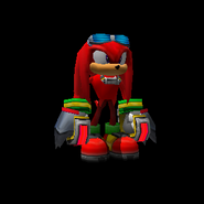 SonicAdventure2 KnucklesModel