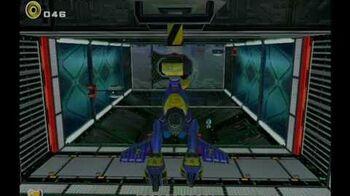 Sonic Adventure 2 Battle (GC) Eternal Engine Mission 2 A Rank