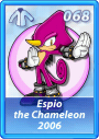 Card 068 (Sonic Rivals)