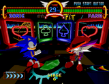 Casino Night (Sonic the Fighters)