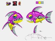 Chopper Colors koncept