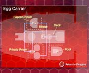 Egg Carrier Poklad
