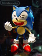 First4Figures Sonic Wii remote holder
