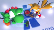 Mario & Sonic at the Olympic Winter Games - Opening - Screenshot 29