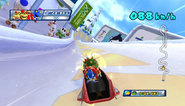 Mario Sonic Olympic Winter Games Gameplay 101