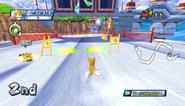 Mario Sonic Olympic Winter Games Gameplay 238