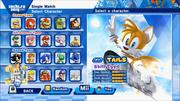 Mario Sonic Sochi Character Select 80