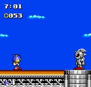 Mecha Sonic Aerobase 1