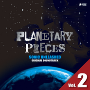 Planetary Pieces Volume 2