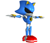 SonicForcesMetalModel
