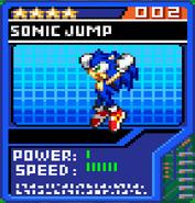 SonicJump-zdolność
