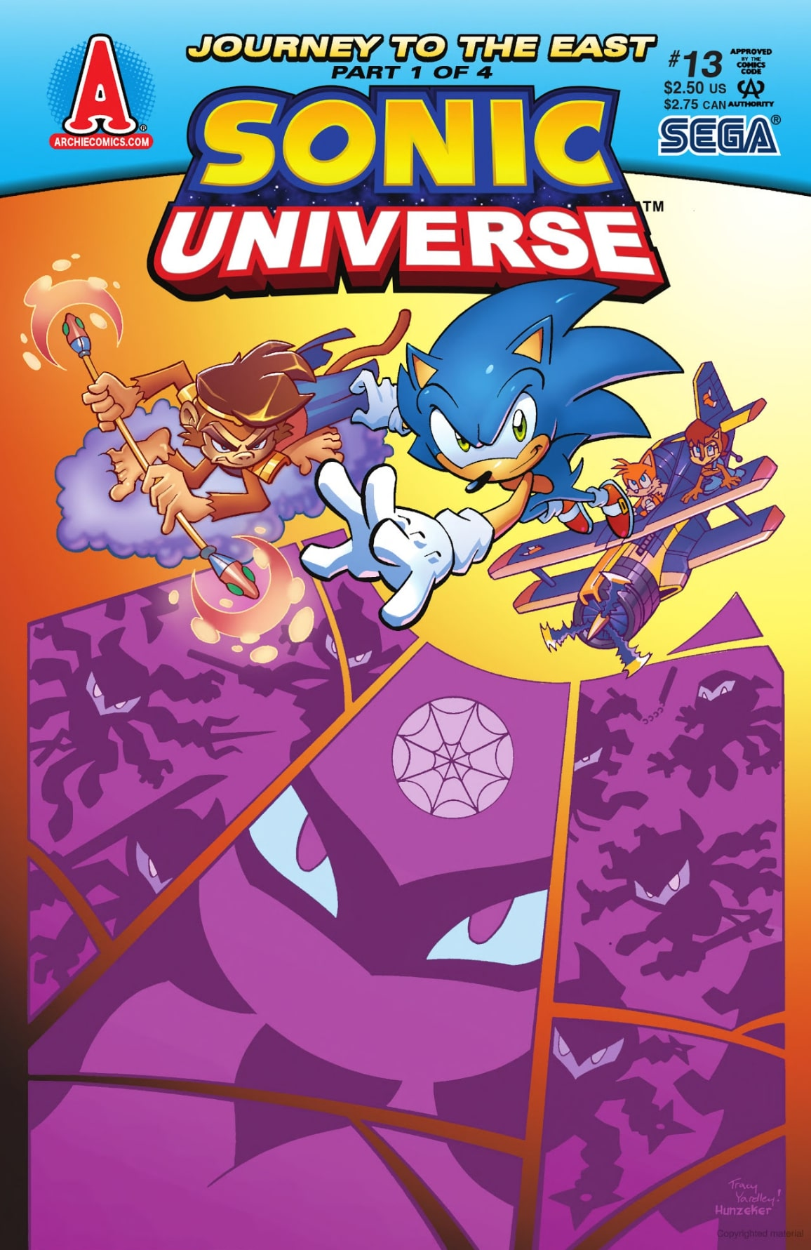 Archie Sonic Universe Issue 13 Sonic News Network Fandom
