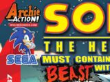 Archie Sonic the Hedgehog Issue 267