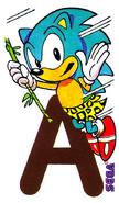Alphabet Sonic 1
