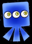 Blue Wisp koncept