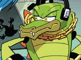 Vector the Crocodile (IDW)
